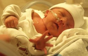 Care for premature babies